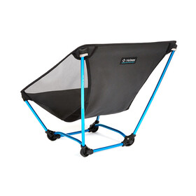Helinox Ground - Siège camping - noir/turquoise
